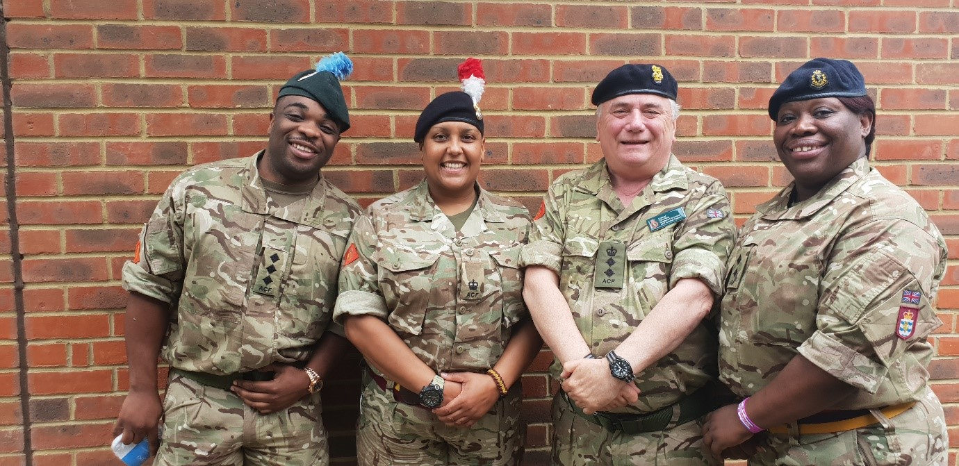 Being BAME in the ACF